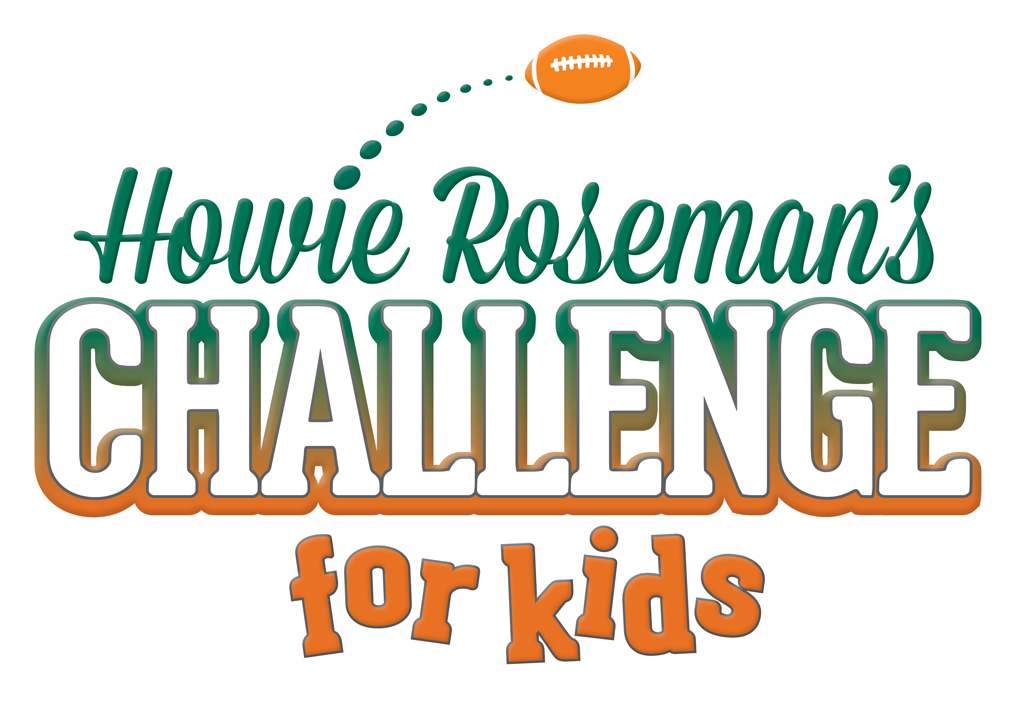 Howie Roseman's Challenge for Kids
